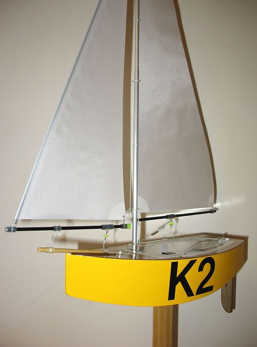 Kittiwake K2 Kit Details